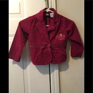 Dora the Explorer jacket (blazer)